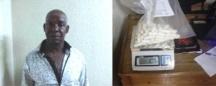 Apresan extranjero con cocaína en su estómago y equipaje que llevaría a Bélgica