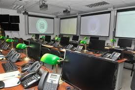 Centro de cómputos del PRD listo para monitorear conteo de votos