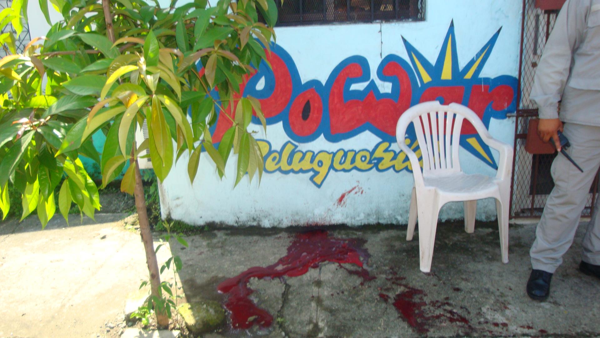 Asesinan peluquero de varios disparos en Bonao