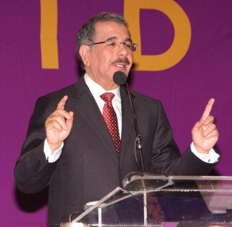 Danilo Medina: No hablaré hasta que no haya algo trascendental