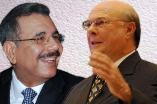 Encuestas: Bendixen favorece a Hipólito con 50.0 %  y New Link a Danilo Medina con 52.3%