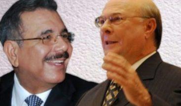 Danilo ganaría en primera vuelta con 52.4 % frente a 44.3 % de Mejía, según Insight