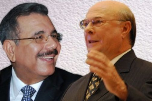 """Danilo Medina manifiesta Hipólito Mejía fue un """"digno rival"""""""