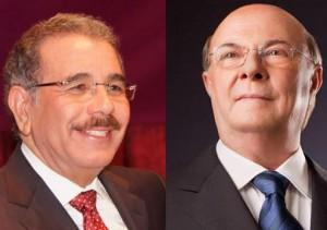 ASISA da a Danilo un 53.3% y un 44.7% a Hipólito; Insight 54.7% a DM y 43.1 a HM