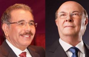 Firma encuestadora NewLink favorece a Danilo con 54.2% frente a un 42.6% de Hipólito