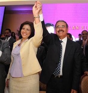 Margarita y Danilo celebrarán segundo consejo de gobierno si ganan elecciones
