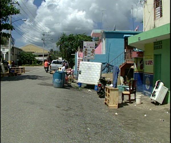 Autoridades piden declarar Haina en estado de emergencia por inundaciones