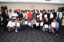 INFOTEP certifica 33 empleados de seguridad hotelera
