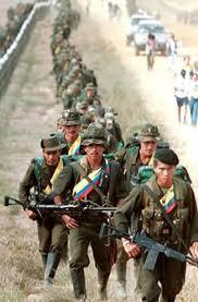 Doce militares mueren a manos de rebeldes en frontera de Colombia y Venezuela