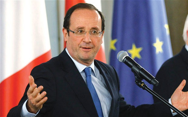 El 62 % de los franceses quiere que Hollande deje la presidencia