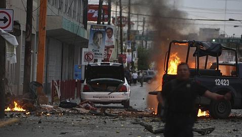 Guerra entre cárteles mexicanos deja más de centenar de muertos en último mes