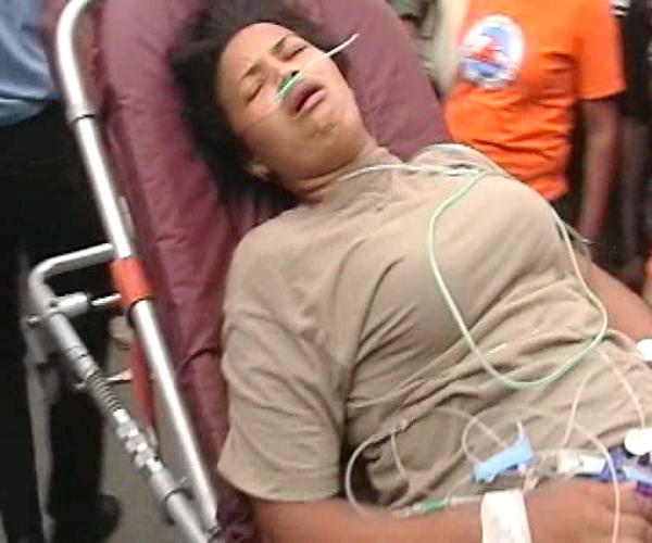 Ingresan más personas intoxicadas con gas propano en Santiago