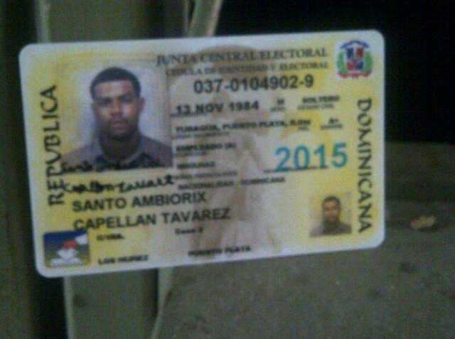 Asesinan a tiros miembro del PRD durante supuesta riña política en Puerto Plata