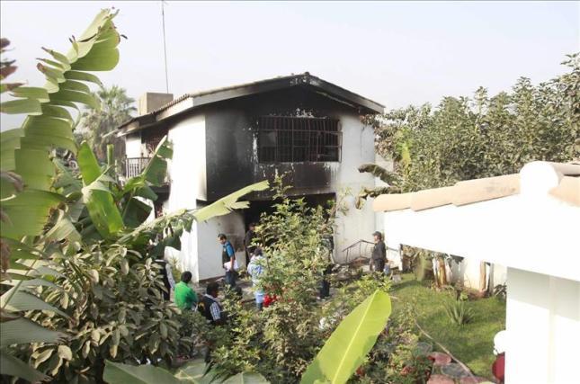 Incendio en centro de rehabilitación causa la muerte de 14 pacientes en Lima