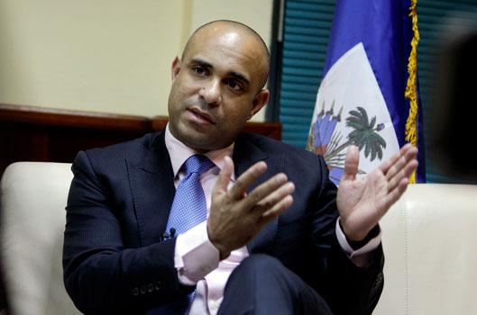 El presidente de Haití pide al nuevo primer ministro resultados rápidos