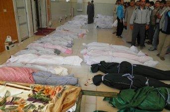 Londres pide una respuesta internacional ante la matanza en Homs