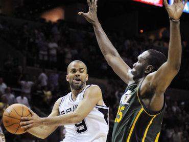 Parker y los Spurs vuelan hacia las semifinales