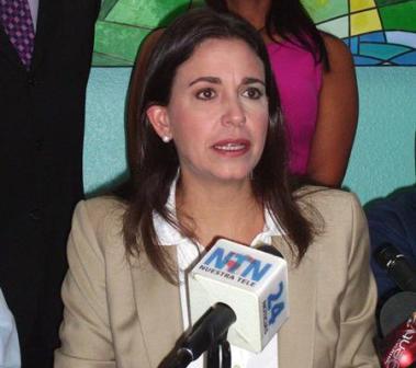Machado solicita a la CIDH protección días antes de acudir a Fiscalía