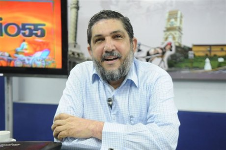 Se recupera Marcos Martínez tras recibir descarga eléctrica en su residencia