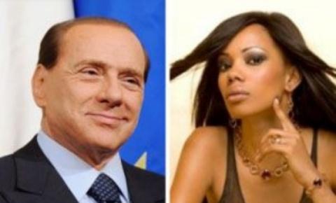 Dominicana que participó en fiestas privadas de Berlusconi se disfrazó de Obama para