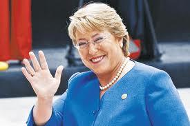 Bachelet: la igualdad de género es justa y también una necesidad económica