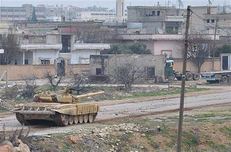Al menos 15 muertos por bombardeos del régimen sirio en Hama, según oposición