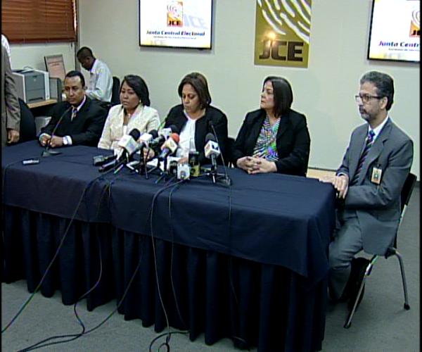 Participación Ciudadana acreditó personas con antecedentes criminales, según JCE