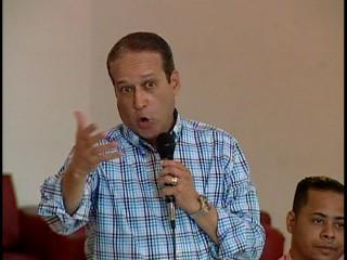 Reinaldo Pared rechaza que el PLD se inmiscuya en asuntos del PRD como se ha dicho