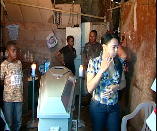 Piden Justicia familiares de joven acribillado por supuestos agentes PN