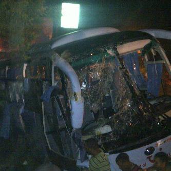 Al menos 32 muertos en  Tailandia por accidente de autobús