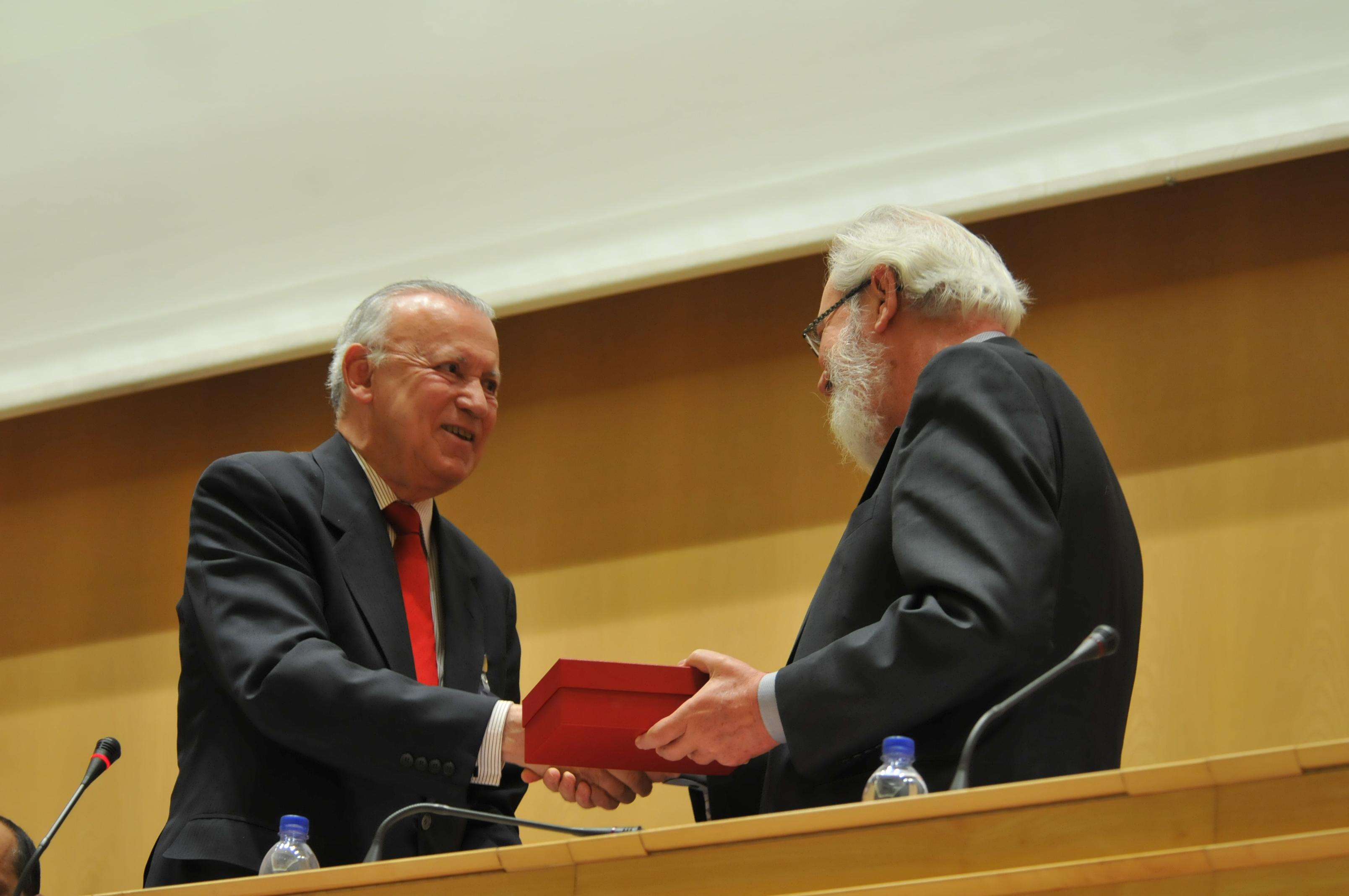 Alburquerque recibe a presidente Italia y encabeza homenaje a saliente presidente OIT