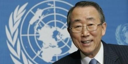 Ban Ki-moon pide