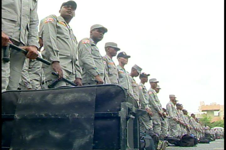 Derechos Humanos afirman hay retaliación política en cancelación de policías