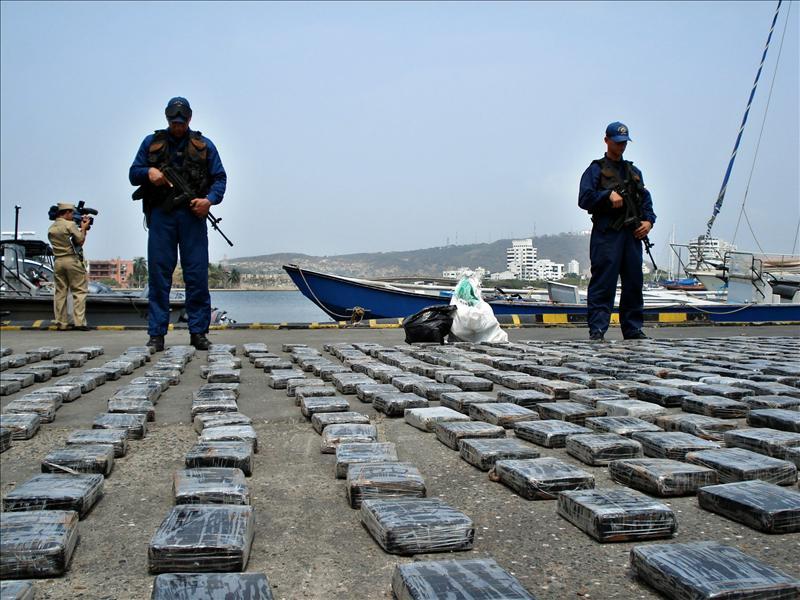 RD entre los países que se adiestran en interdicción marítima en Colombia