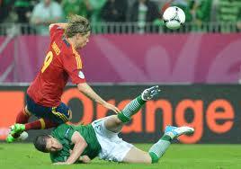 España perdió la final ante Croacia en los penalti