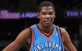Durant llevó a los Thunder a sus primeras Finales de la NBA
