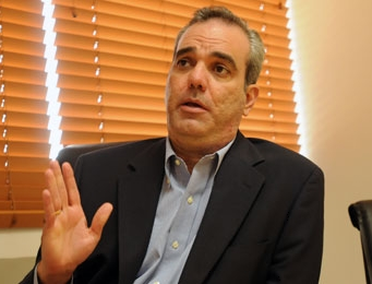 Luis Abinader aboga por convención democrática