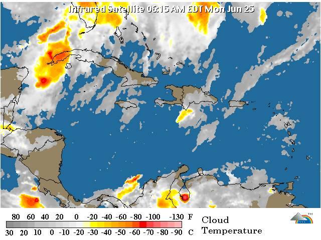 Meteorología informa temperaturas estarán calurosas y se esperan pocas lluvias