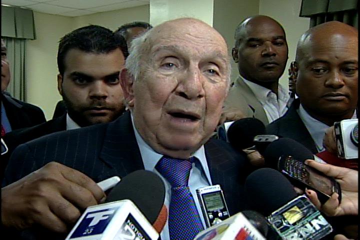 Vincho asegura denuncias de Hipólito ante la OEA buscan crear desórdenes