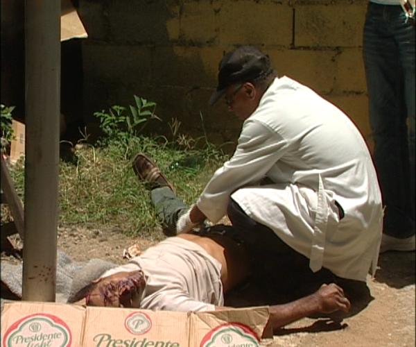 Encuentran cadáver de hombre en puente de La Barquita en Sabana Perdida