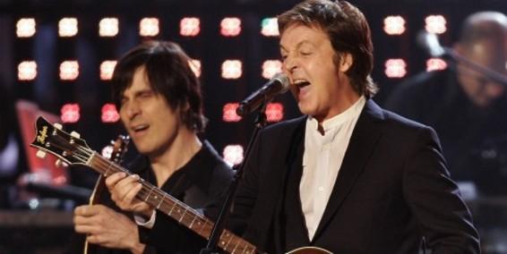 Paul McCartney, leyenda viva de la música, cumple 70 años