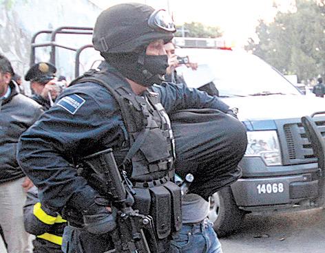 Policía Federal descarta explosión en hotel donde se hospeda Calderón