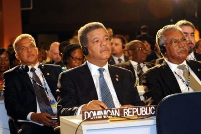 RD plantea en Río+20 países desarrollados cumplan los compromisos de ayuda financiera