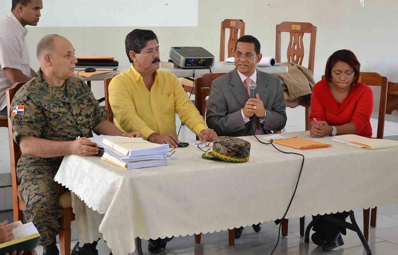 Organizan Encuentro Preservación Seguridad y Defensa Nacional
