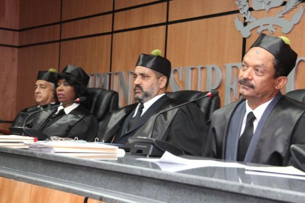 TSE rechaza solicitud de suspensión de la audiencia