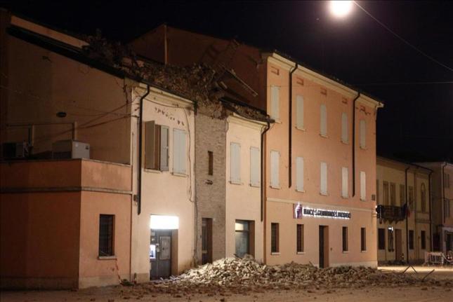 El norte de Italia registra un terremoto de 4.5 grados sin causar daños