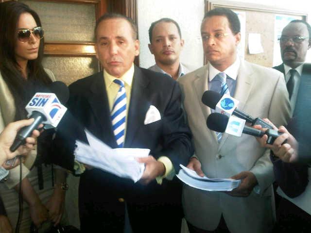 Depositan recurso de apelación contra la medida de coerción a Jochy Gómez