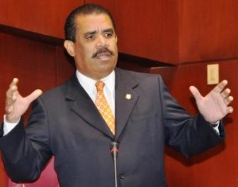 Senadores PLD confirma integrantes de bufete directivo