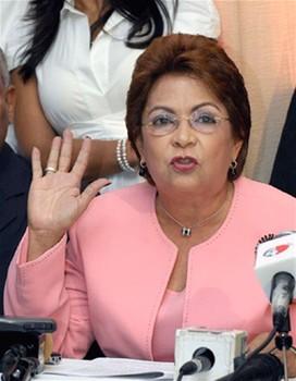 RD ha tenido avances en inclusión de la mujer en política y Estado, dice Alejandrina Germán