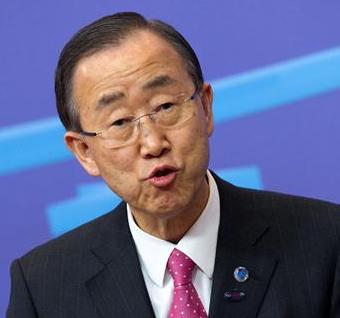 Ban Ki-moon confía en que se logre un